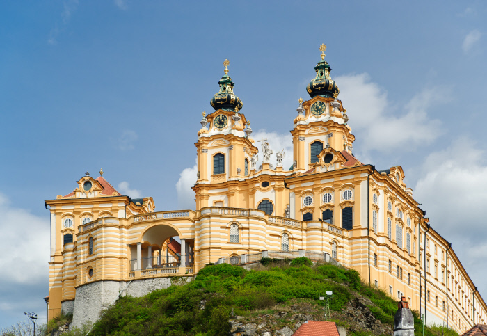 DL a00955651. Abadía de Melk, Austria
