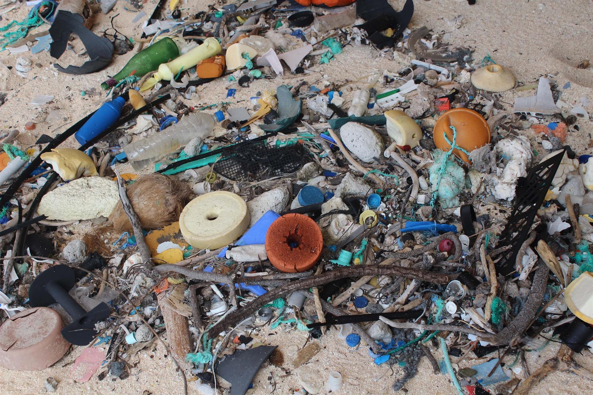 Playas de plástico