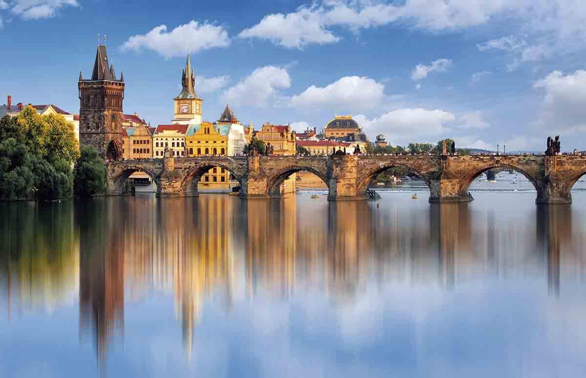 Praga, la seductora capital de la República Checa