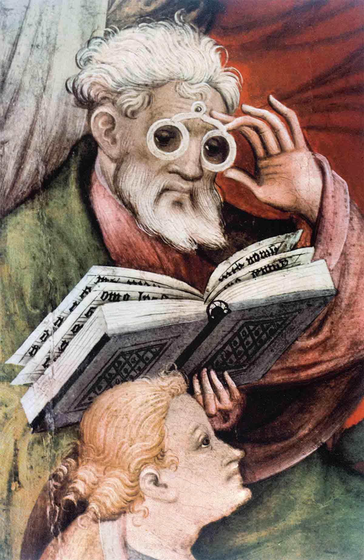 a9c8588d90 Un invento revolucionario en la Edad Media: las gafas