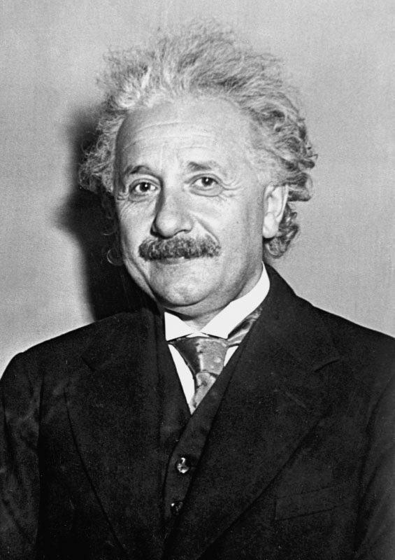 einstein3. Albert Einstein