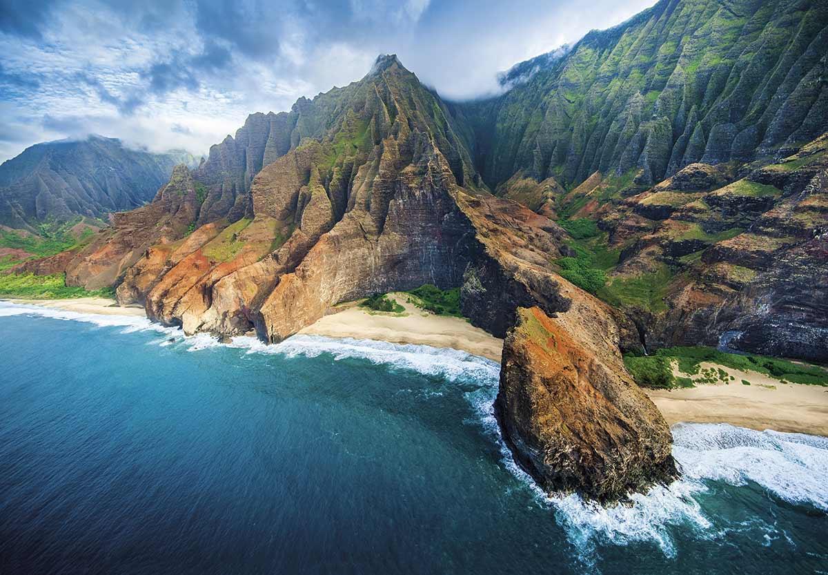 Hawái, islas de belleza salvaje y espíritu abierto