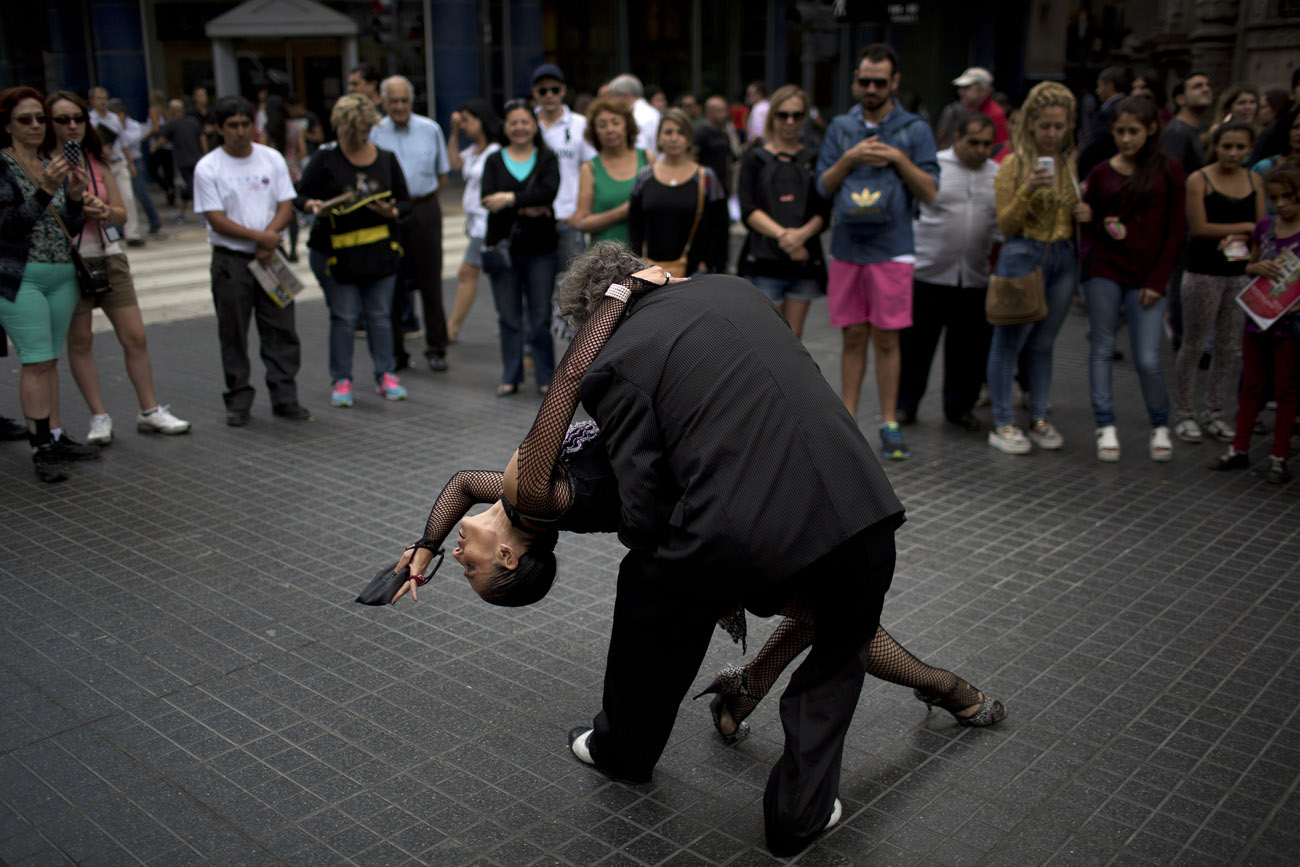 Buenos Aires. Buenos Aires es tango