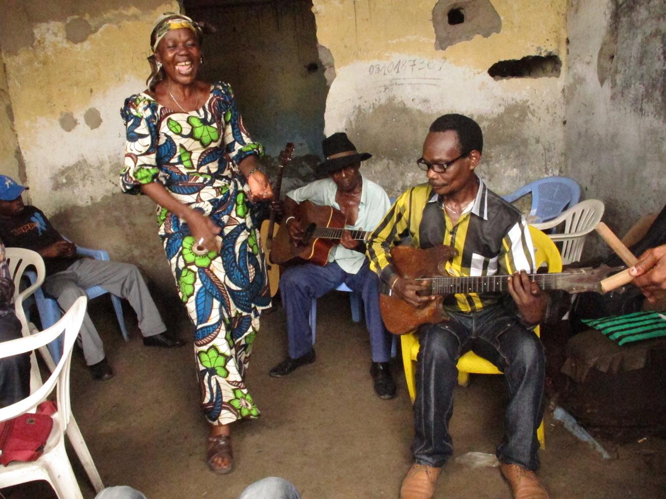 El Congo. El Congo suena a soukous