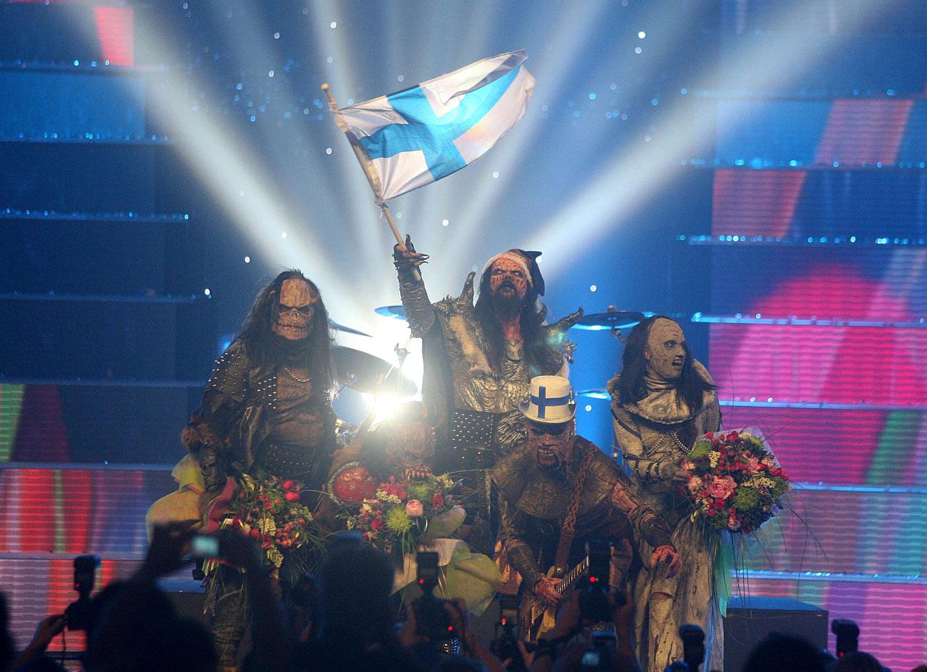 Finlandia. Finlandia es heavy metal