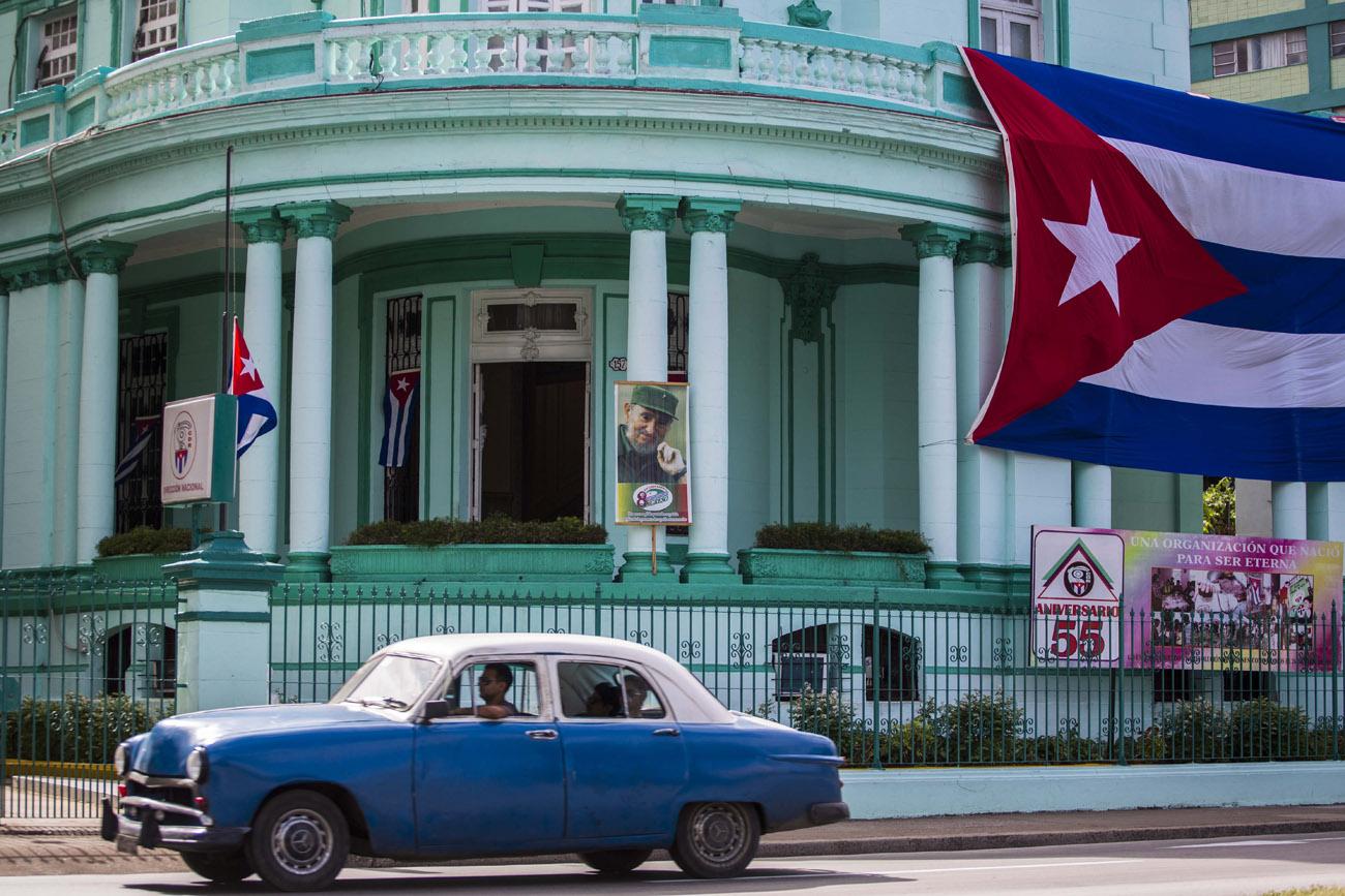 La Habana. La Habana tiene mambo