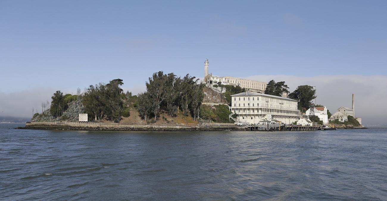 Alcatraz. Prisión de Alcatraz (California, Estados Unidos)