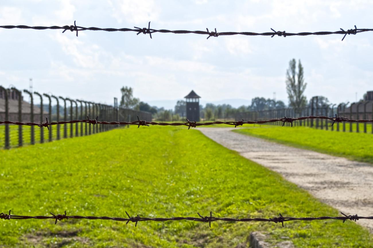 Auschwitz, en Polonia. Campo de concentración de Auschwitz (Oświęcim, Polonia)