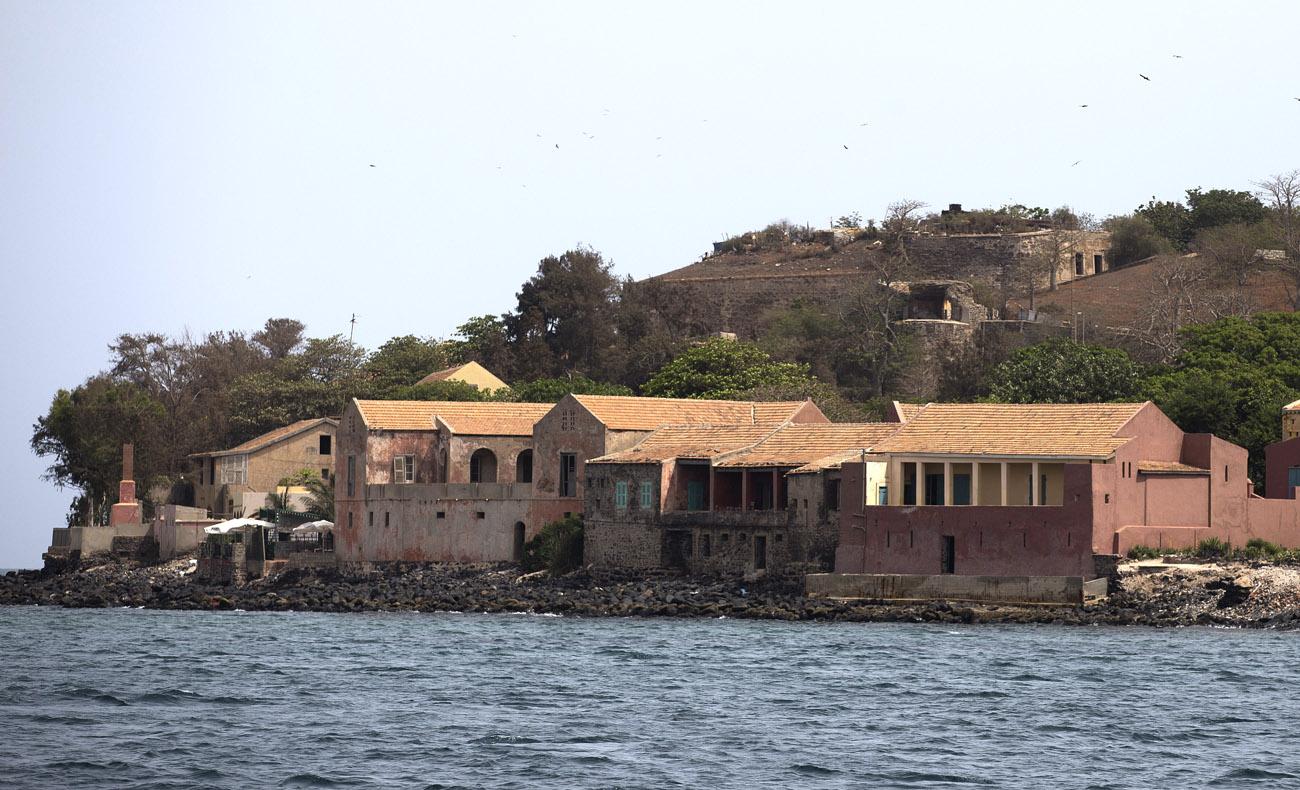 Penitenciaría de la isla de Gorea. Penitenciaría de la isla de Gorea (Dakar, Senegal)