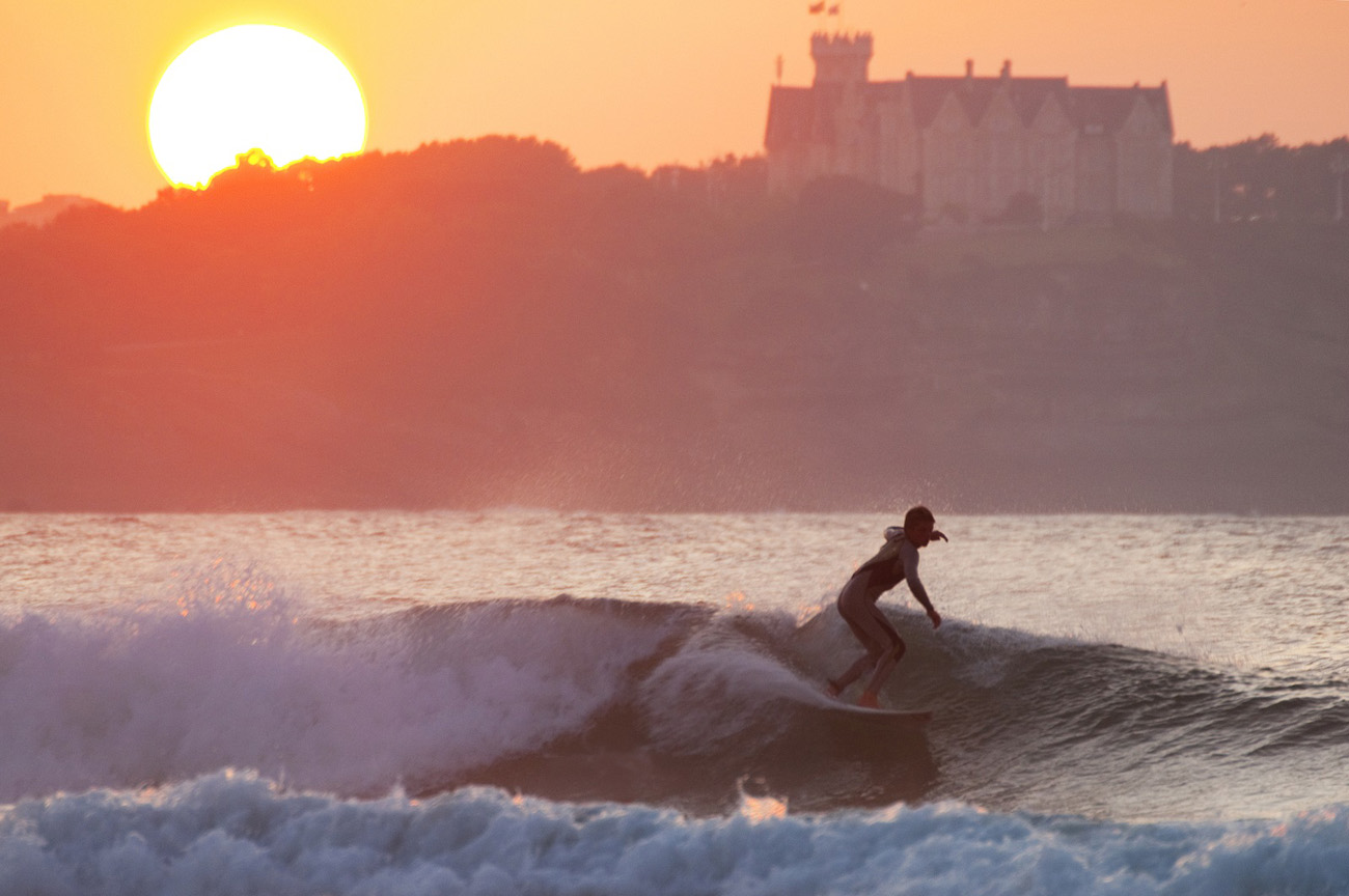 playas norte espana surf