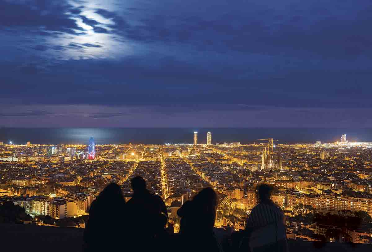 Barcelona, una ciudad abierta al Mediterráneo