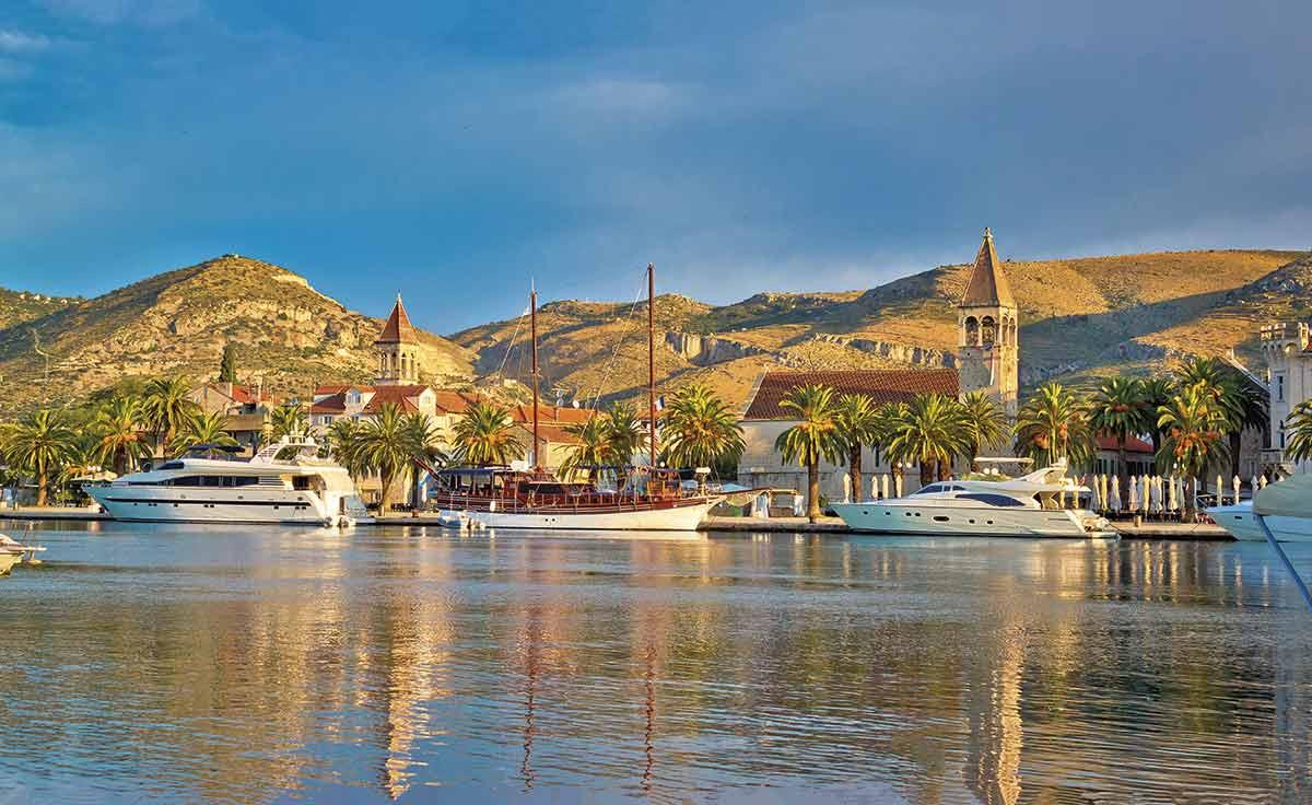 Croacia, la bella costa Dálmata