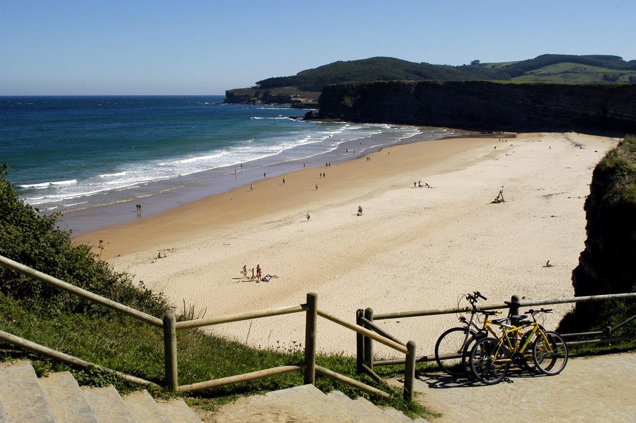 e7cf32fe1d84f Playa de Langre web. Playa de Langre (Langre