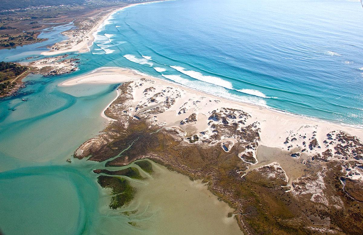 04-Praia de Carnota web. Playa de Carnota, Santa Comba (A Coruña)