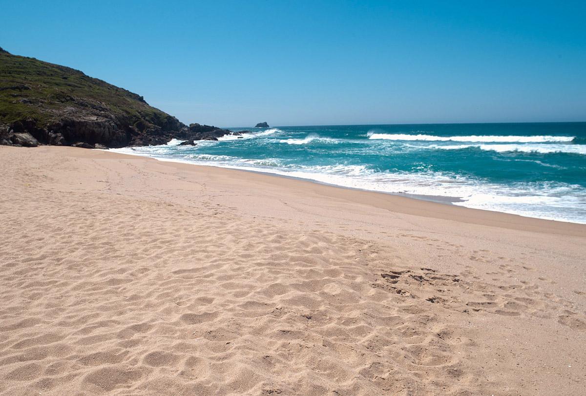05-Praia de Mar de Fóra-Fisterra web. Playa Mar de Fora, Finisterre (A Coruña)