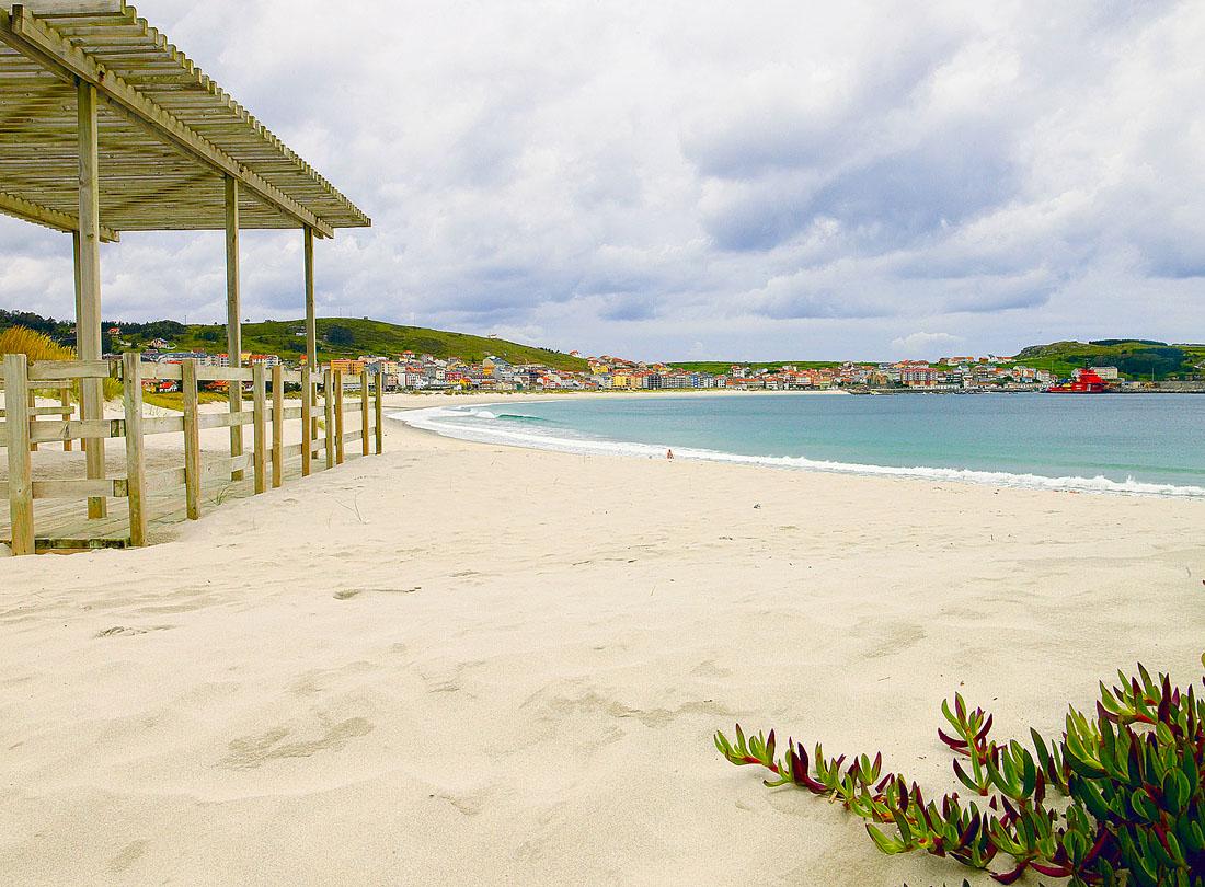 07-Praia de Laxe 02 web. Playa de Laxe, Laxe (A Coruña)
