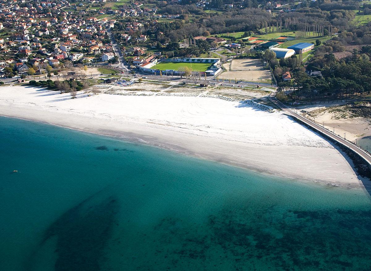08-O Vao-Vigo 01 web. Playa de O Vao, Corujo (Pontevedra)