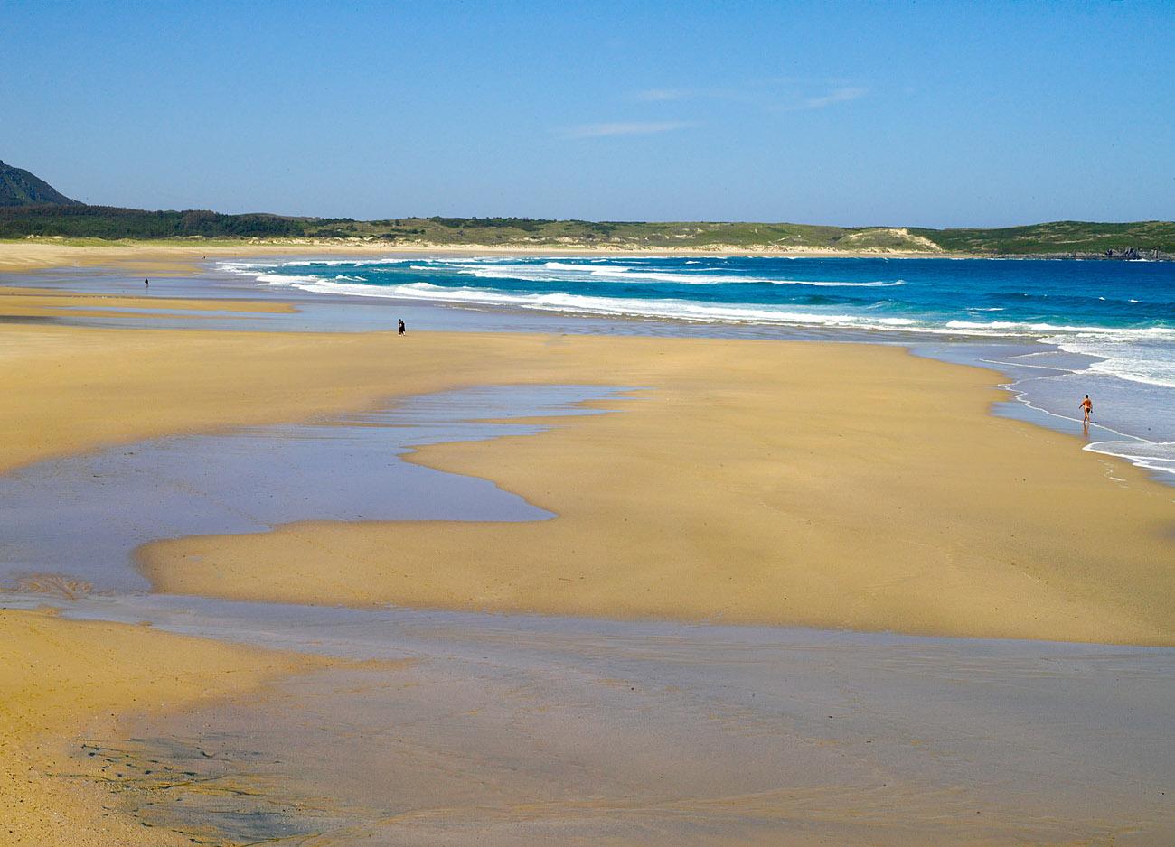12-Praia da Frouxeira-Valdoviño 02 web. Playa A Frouxeira, Valdoviño (A Coruña)