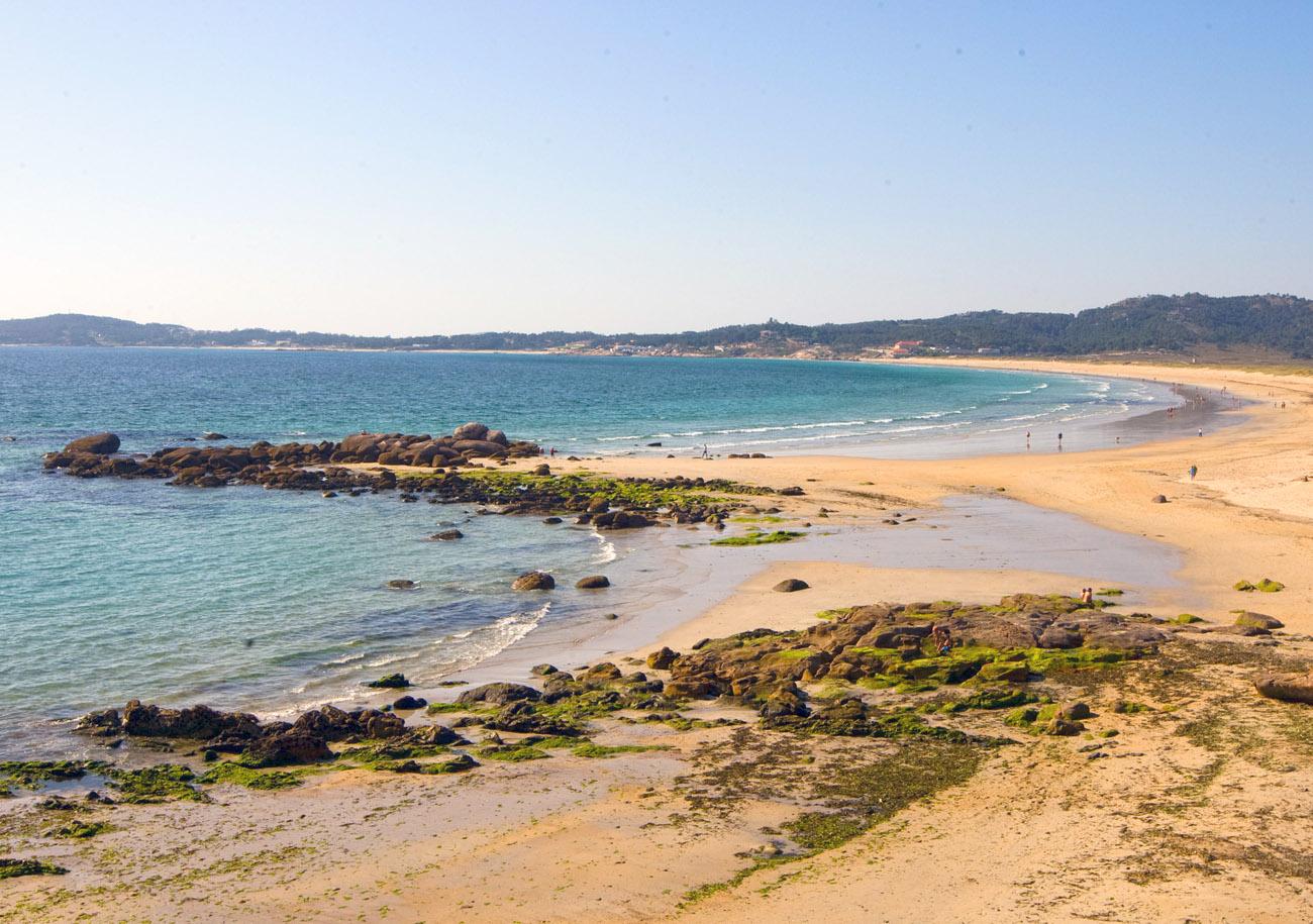13-Praia da Lanzada-O Grove-Sanxenxo 02 web. Playa da Lanzada, entre O Grove y Sanxenxo (Pontevedra)