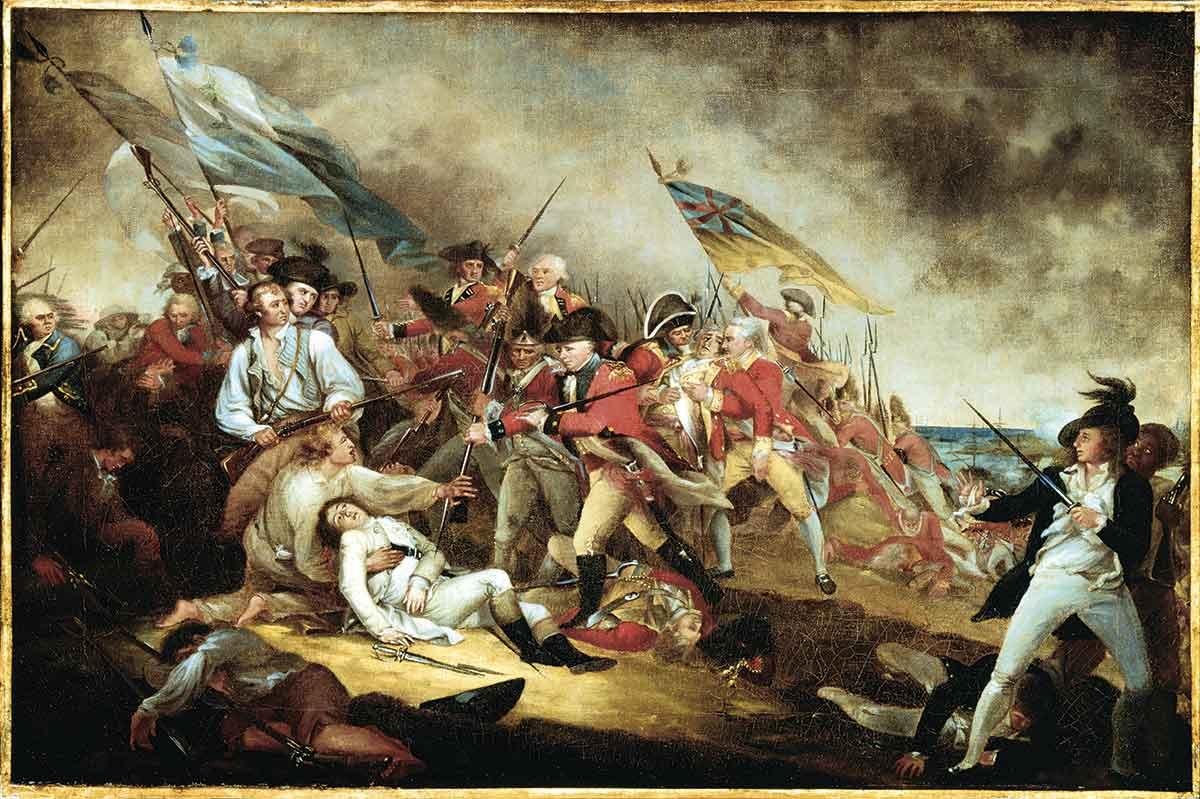 e965b3ce54a3 La Guerra de la Independencia de los Estados Unidos paso a paso