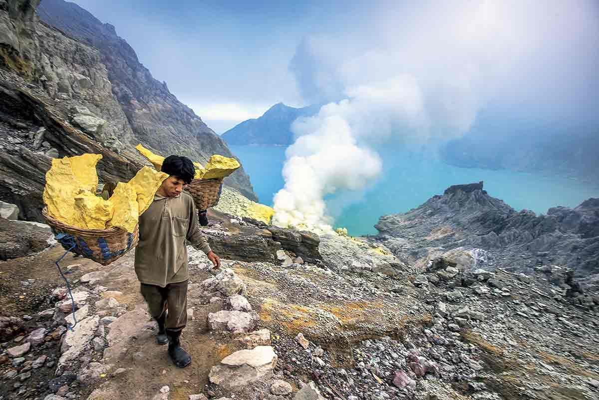 GettyImages-541419614. El gran volcan del azufre