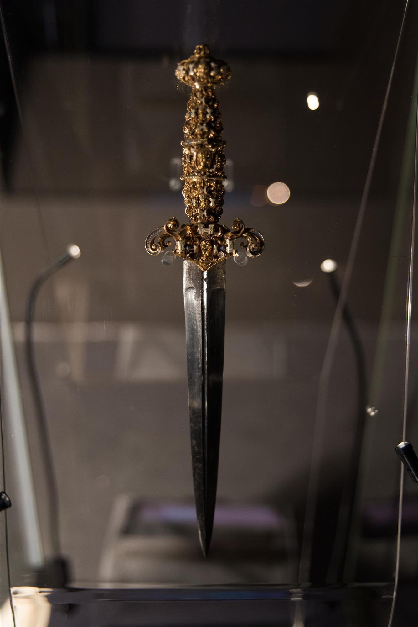 La preciosa daga de Jean de Valette regresa a Malta por primera vez desde 1798