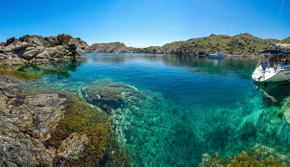 Las mejores playas de Cataluña