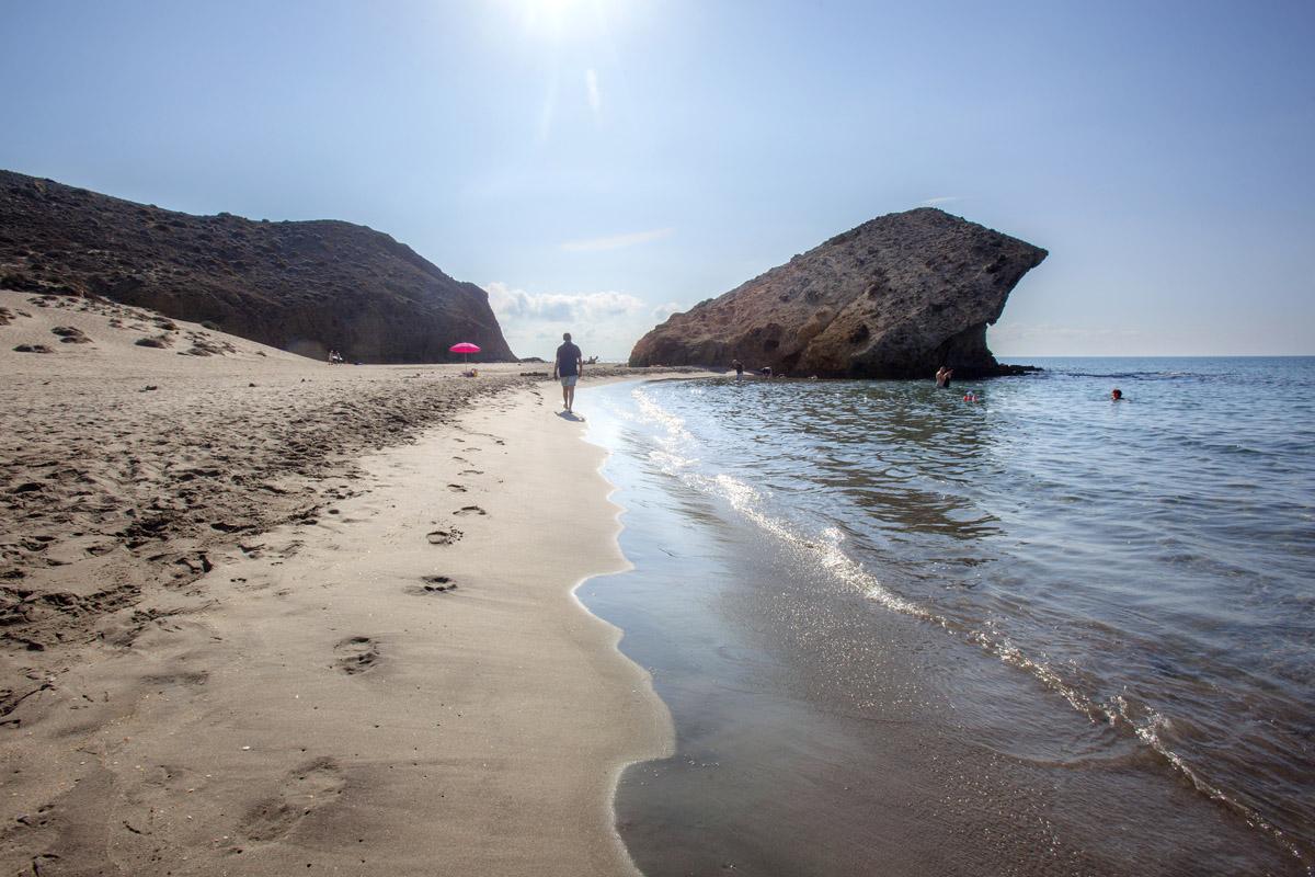 Las mejores playas de andaluc a - Costa sol almeria ...