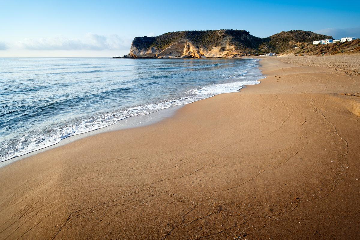 mejores playas de espana murcia