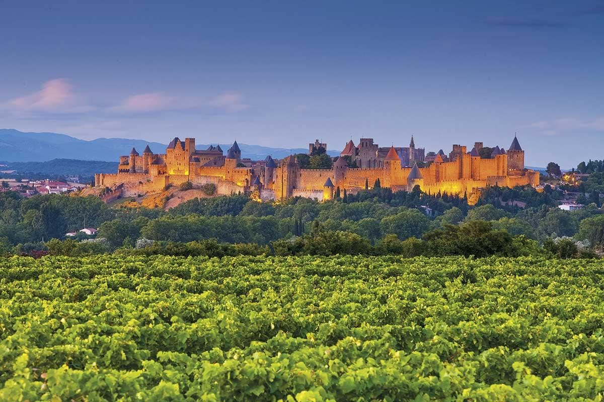 Un paseo por Carcasona, la maravillosa ciudad medieval del sur de Francia