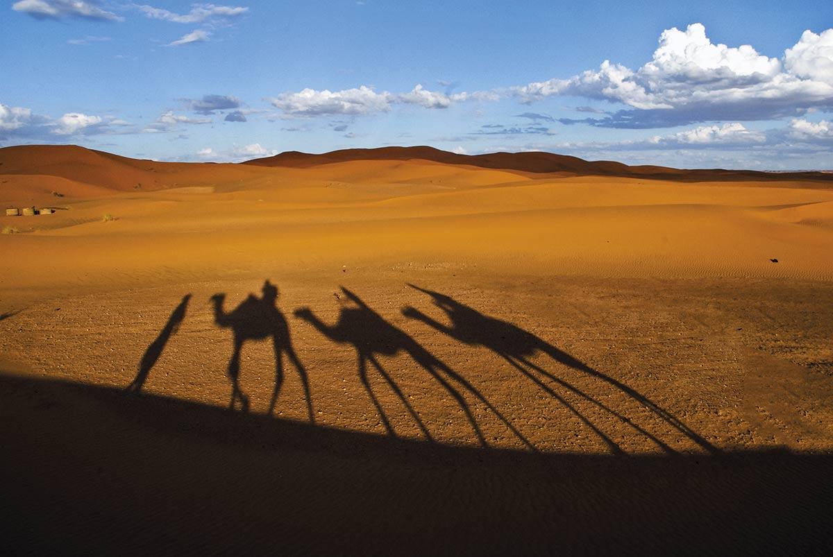 GettyImages-628798244. Desierto de Sáhara