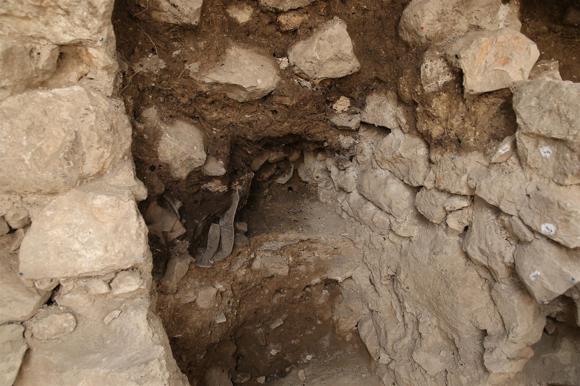 Hallan evidencias de la destrucción de Jerusalén por el ejército babilónico
