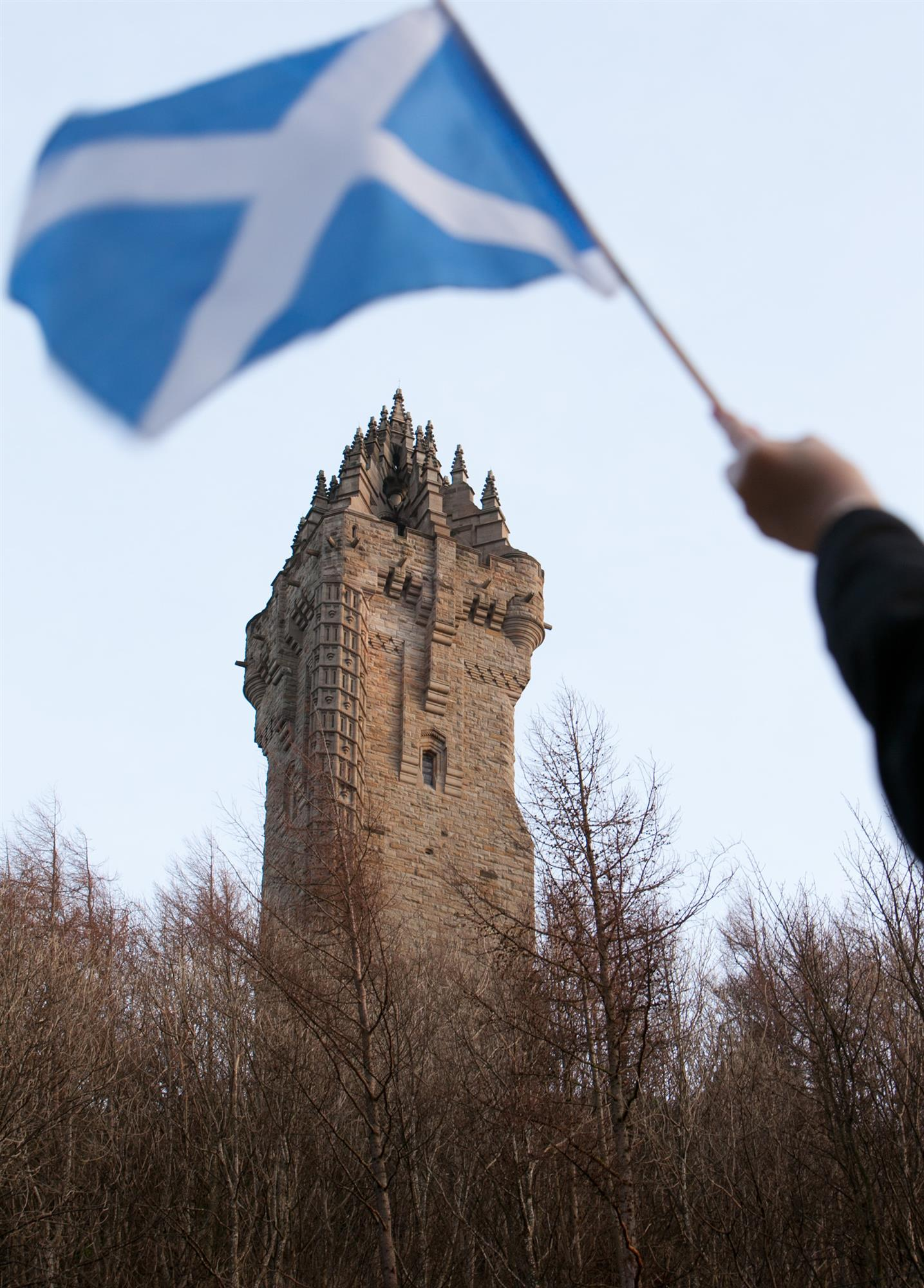 Monumento Nacional de Escocia a William Wallace