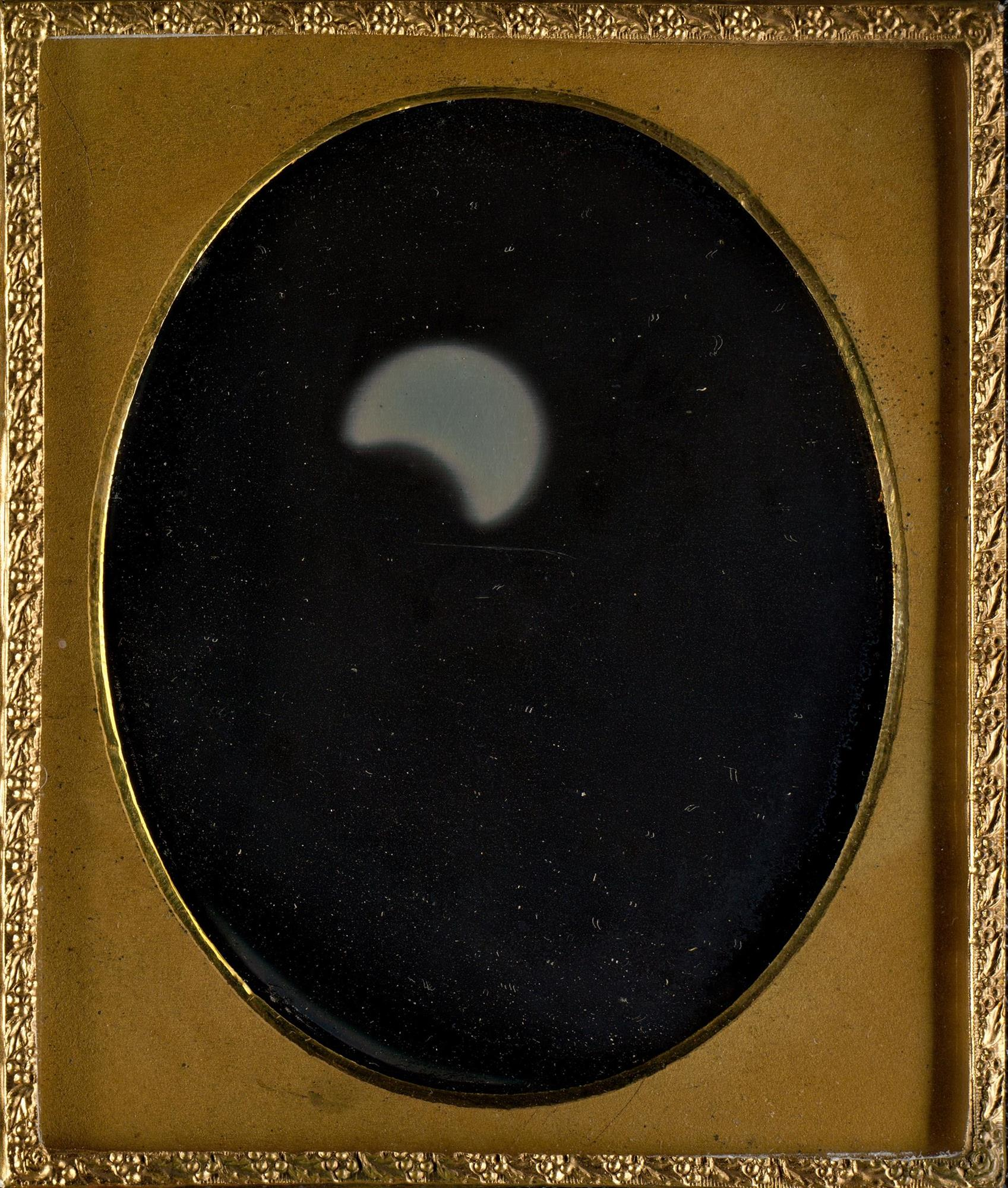 Eclipse solar de 1854