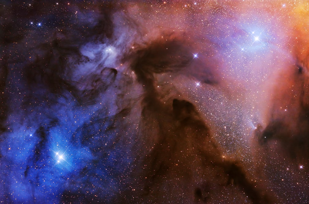 The Rho Ophiuchi Clouds