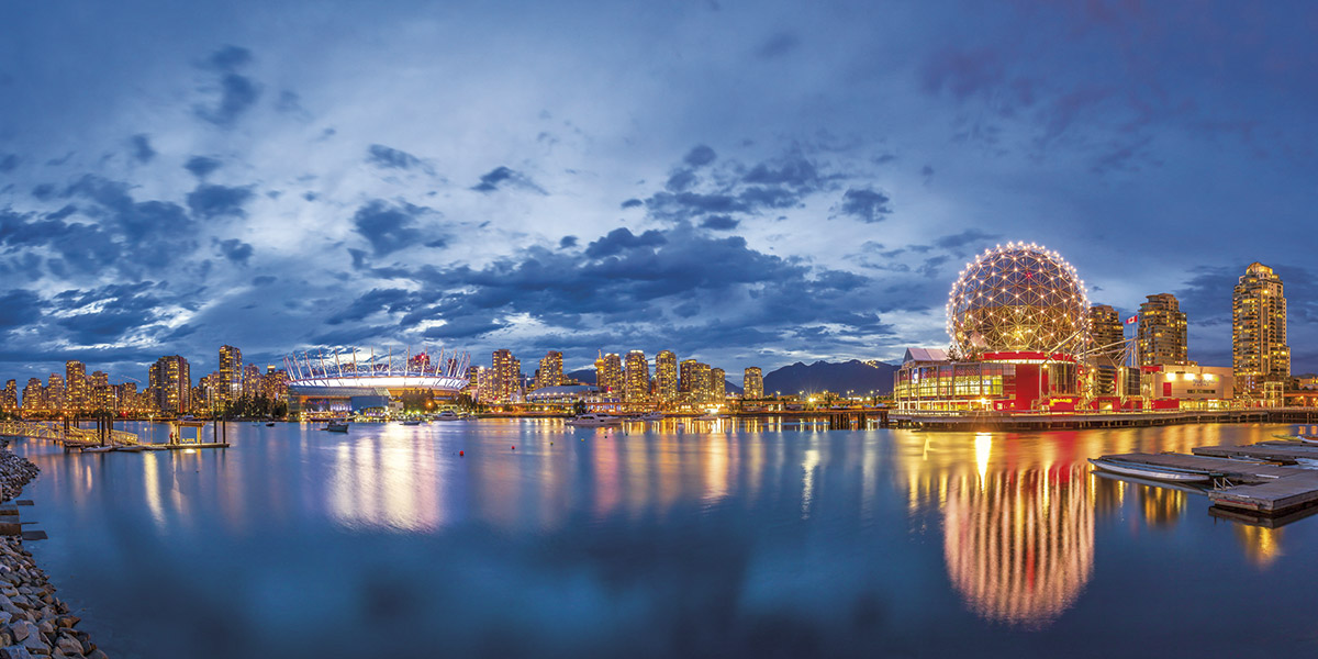vancouver cupula. Science World