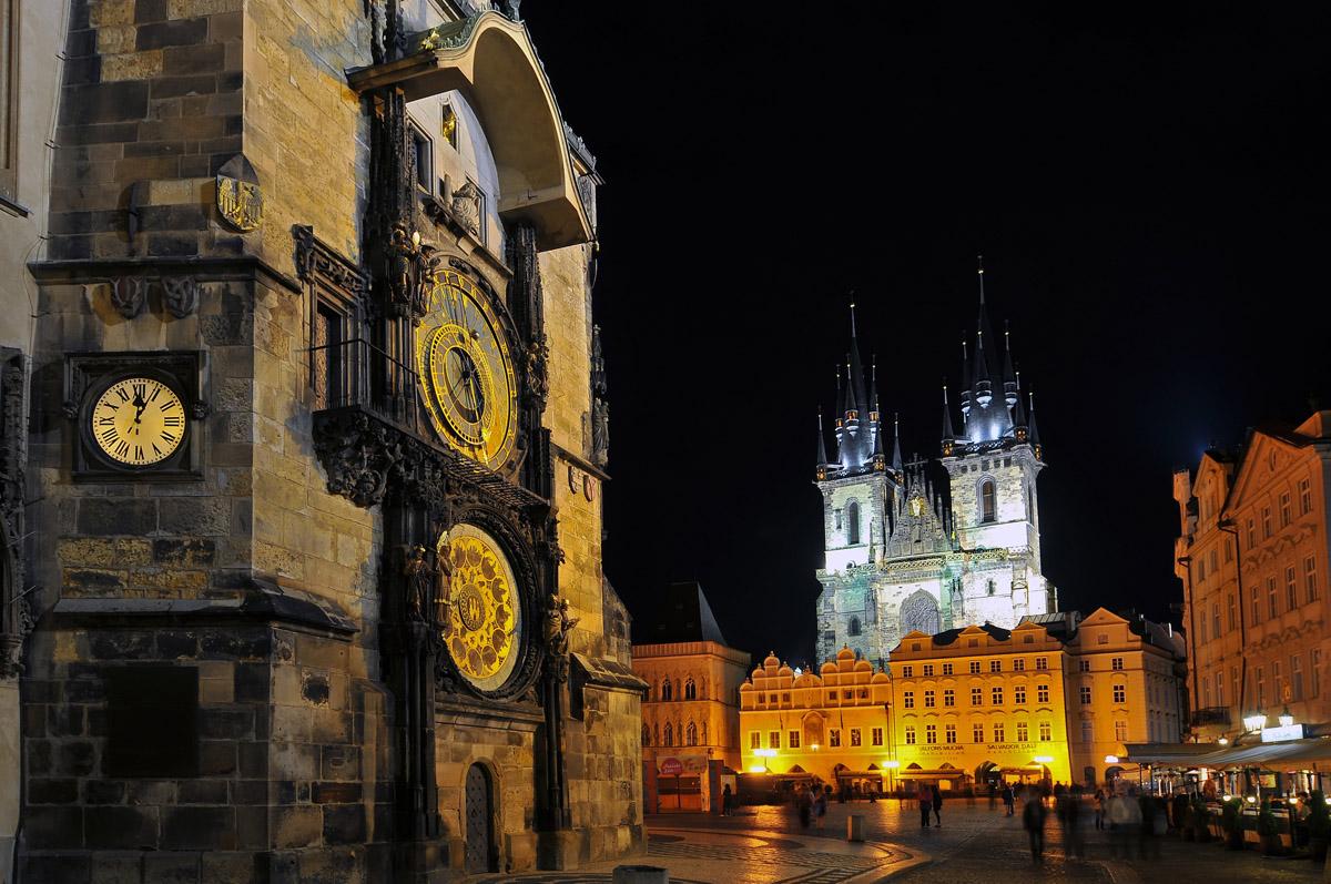 La leyenda del reloj de Praga