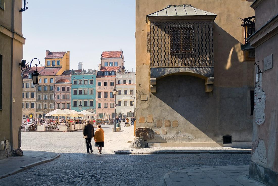 La sirena de Varsovia