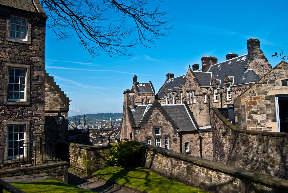 Los fantasmas Edimburgo