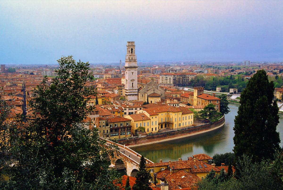 Romeo y Julieta en Verona