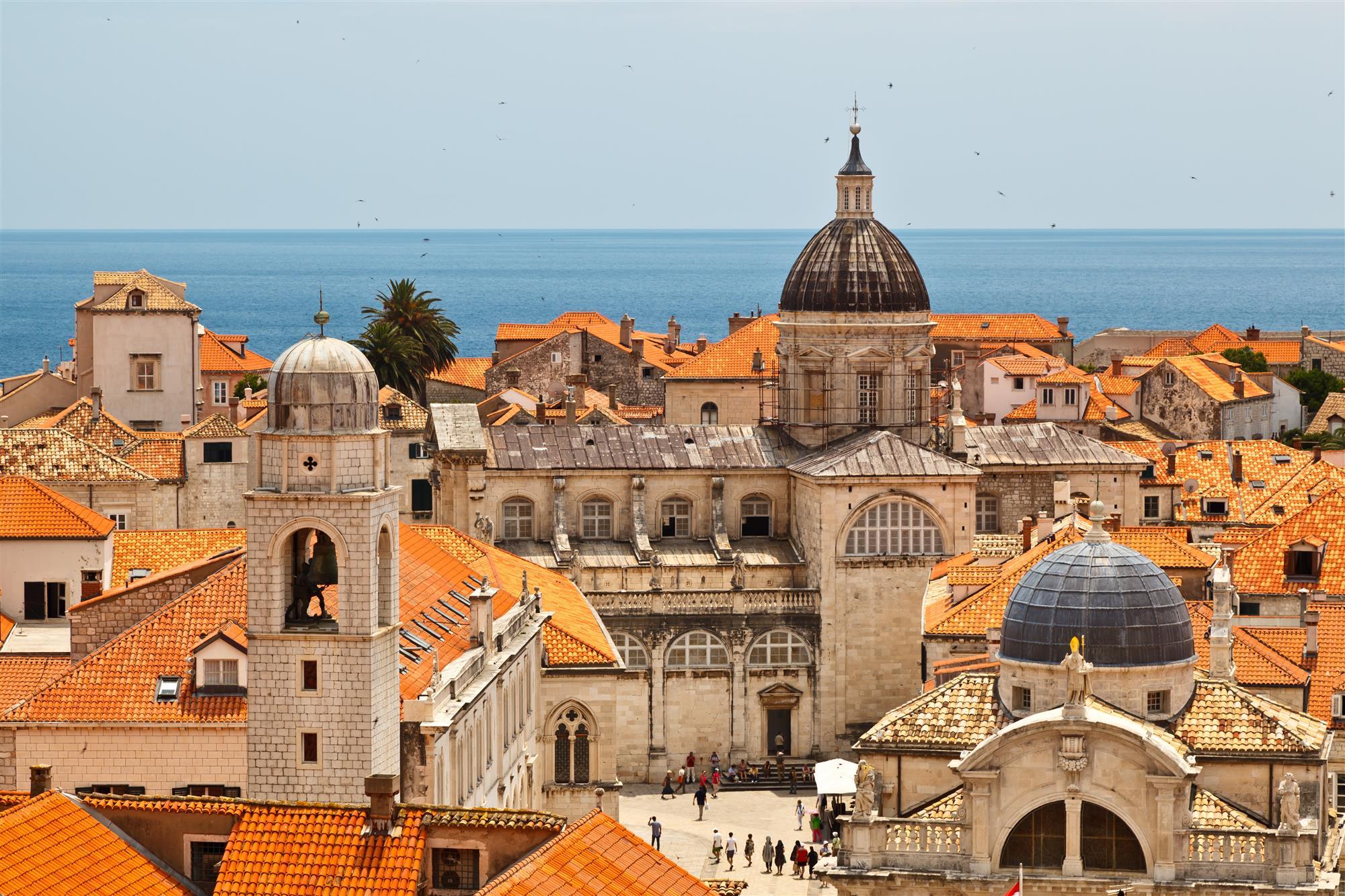 dubrovnik catedral . La impresionante catedral de Dubrovnik