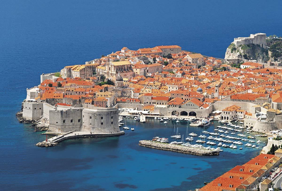 dubrovnik-muralla. Dubrovnik, la perla del Adriático