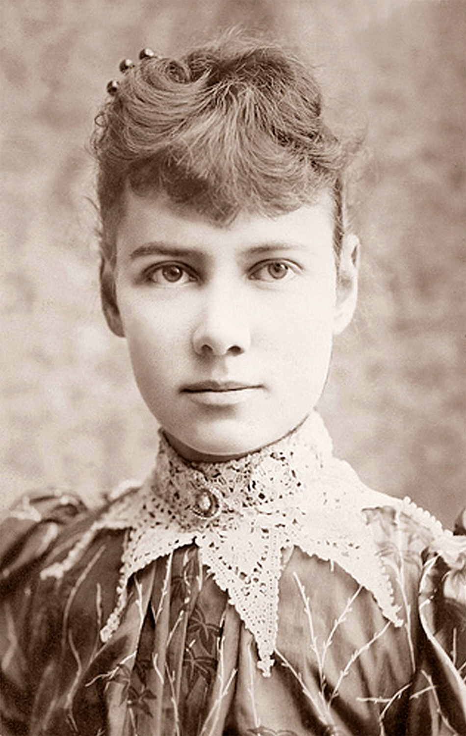 Nellie Bly 2. Nellie Bly, un novedoso estilo muy particular
