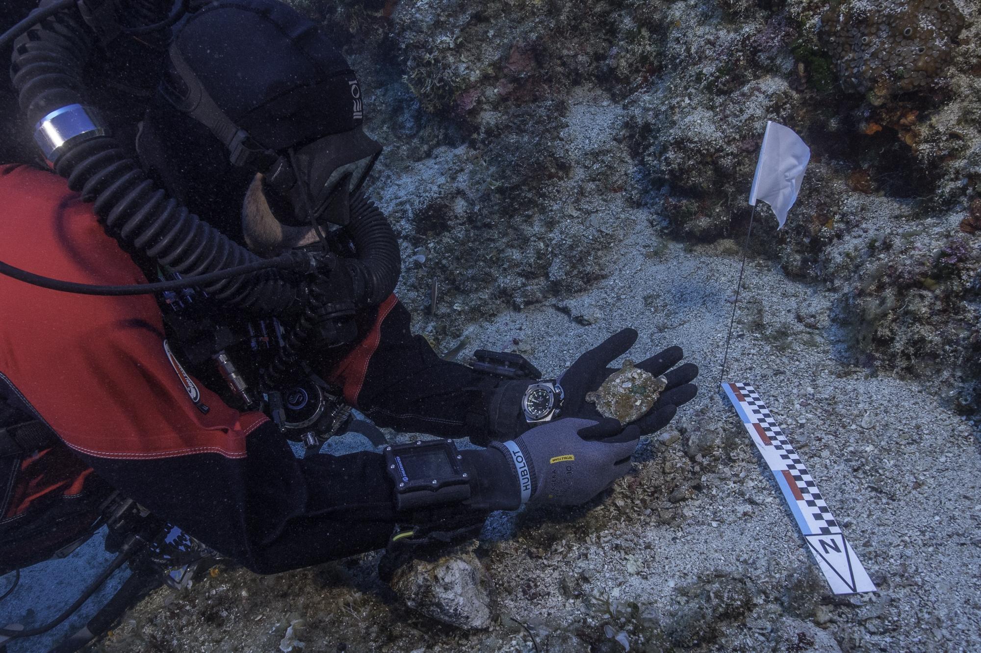 Una exposición en Grecia reúne los últimos hallazgos del naufragio de Antiquitera