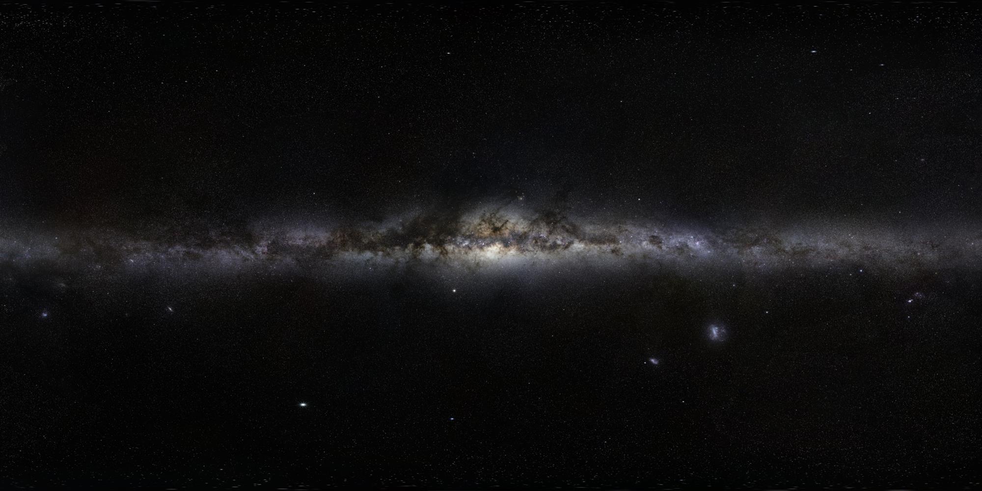 11 cosas que no sabías sobre la Vía Láctea