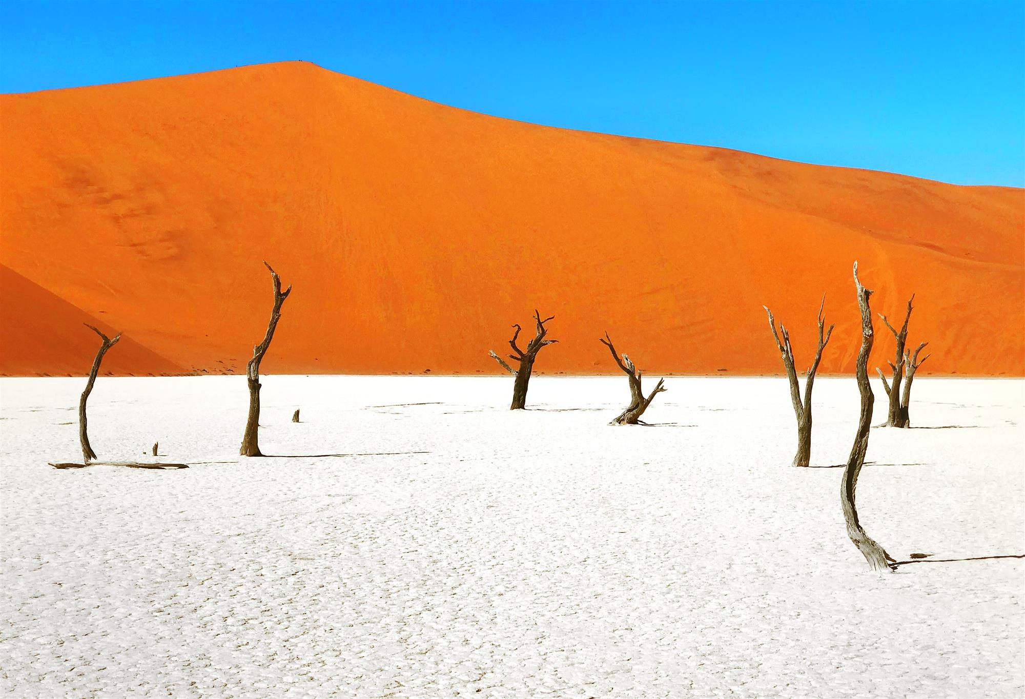 Dead Valley, Namibia