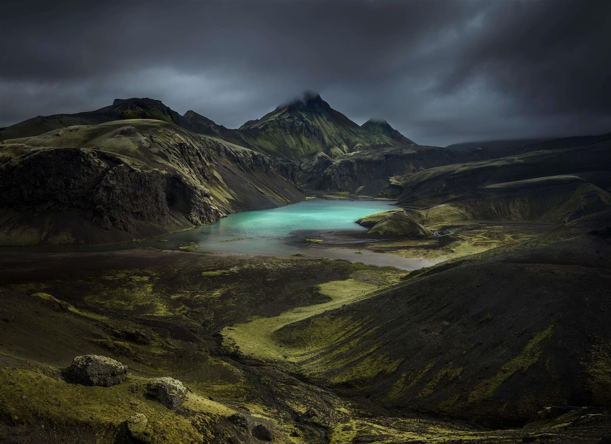 Southern Highlands, Islandia