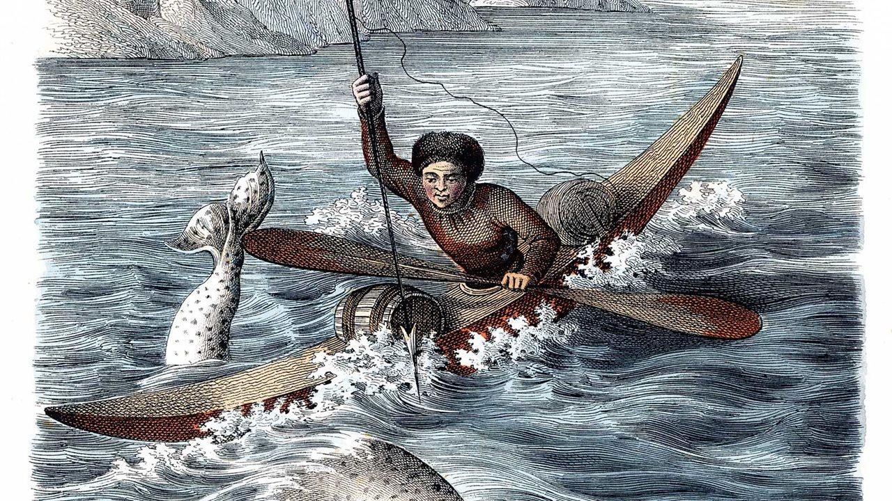 Los esquimales y su lucha diaria por la supervivencia