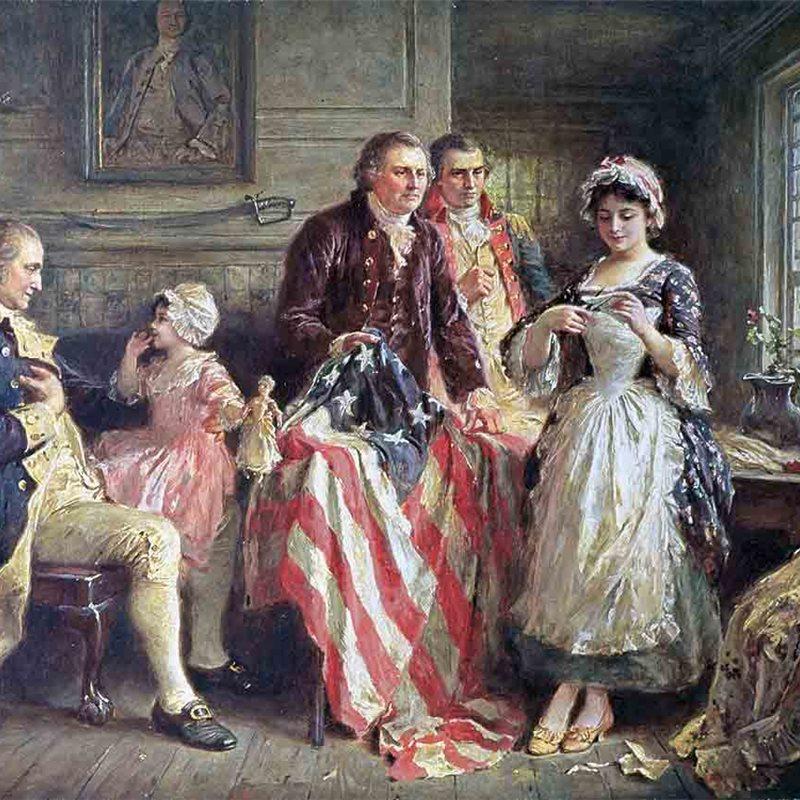 George Washington, el héroe de la independencia de Estados Unidos