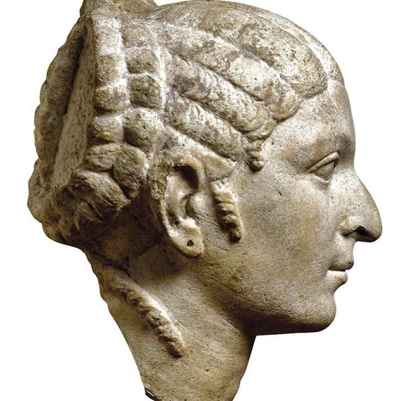 Las mujeres de Julio César: de Cornelia a Cleopatra